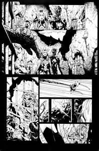 DC Shares New Dark Nights: Death Metal Interior Art