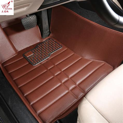 Ford Mondeo Floor Mats by Customize Special Car Floor Mat For Ford Mondeo Focus