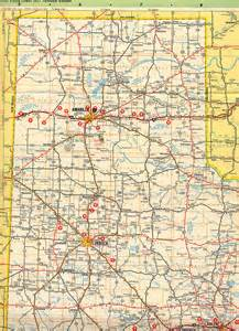 map of the panhandle history trivia