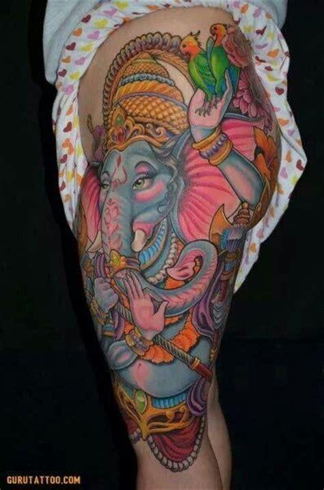 elephant ganesh tattoo indian elephant tattoo tattoos pinterest ganesha