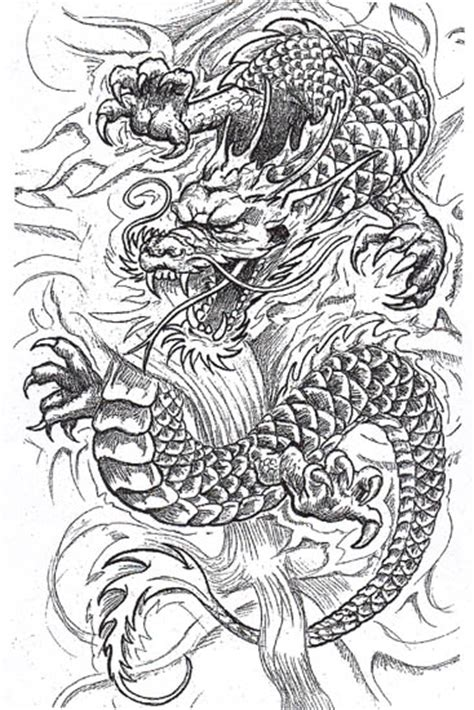 water dragon tattoo designs top arts area water