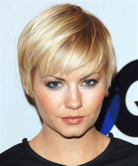 after 50 haircuts short hairstyles beautiful straight hairstyles for short