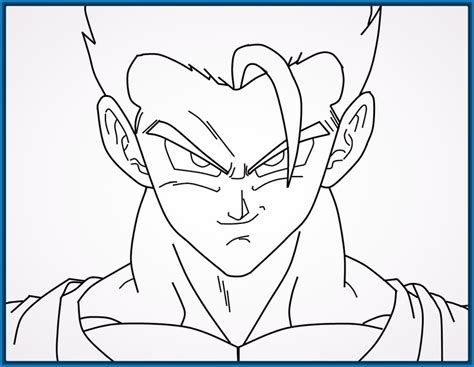 imagenes para pintar de dragon ball z imagenes dragon ball z para colorear archivos imagenes