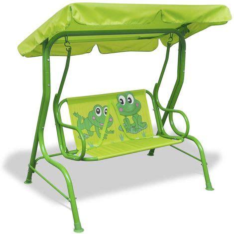 altalena da giardino per bambini altalena per bambini verde