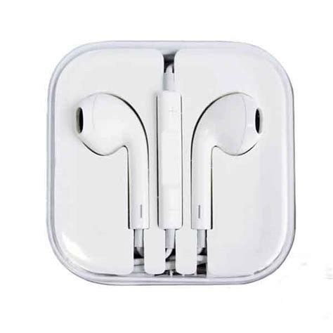 official apple earpods with remote and mic for iphone md827zm a