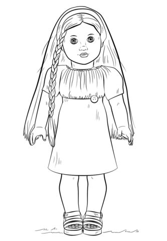 American Girl Doll Coloring Pages Lea Gianfreda Net 552949 American Doll Coloring Pages Lea Printable