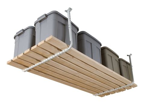 ceiling storage rack attitude garage wall and ceiling storage racks