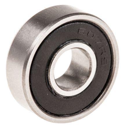 Miniature Bearing 607 Nsk 607 2rs miniature bearing 607 2rs 7mm i d 19mm o d