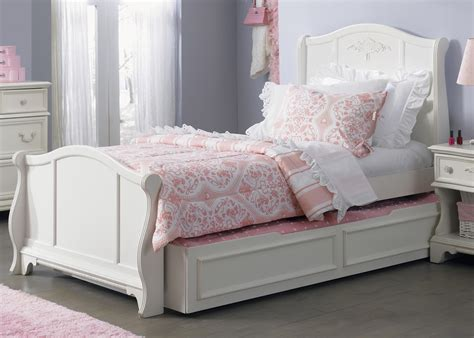 trundle beds for girls space saving girls trundle beds design http