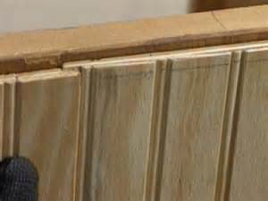 Installing A Kitchen Backsplash How To Install Beadboard Paneling How Tos Diy