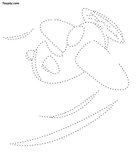 Dessin Pointill 233 224 Imprimer Toupty Com