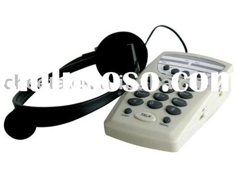 Telepon Call Center Call Plus Headset headset telephone headset telephone manufacturers in