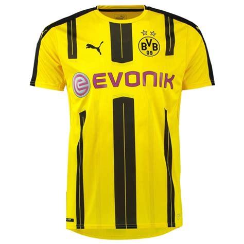 Sale Jersey Bola Borussia Dortmund Home Official 17 18 Grade Ori 16 17 borussia dortmund home soccer jersey shirt