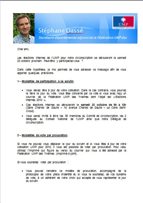 Modèle De Lettre Annulation De Procuration Sle Cover Letter Exemple De Lettre De Procuration Conseil Municipal
