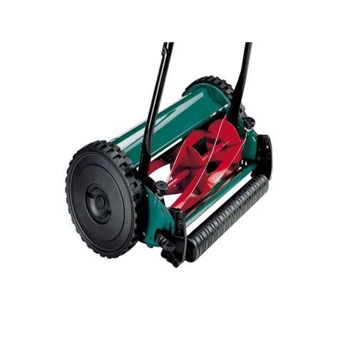 bosch ahm 30 mesin potong rumput dorong manual