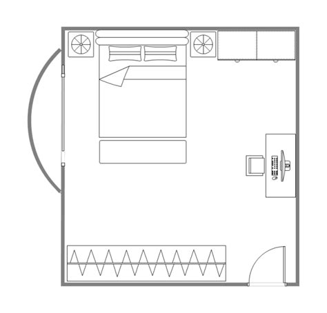 Blank Floor Plan Template by Bedroom Design Layout Free Bedroom Design Layout Templates