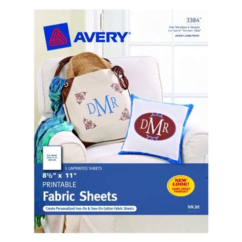 printable fabric rolls for inkjet printers save 0 12 avery printable fabric for inkjet printers 8