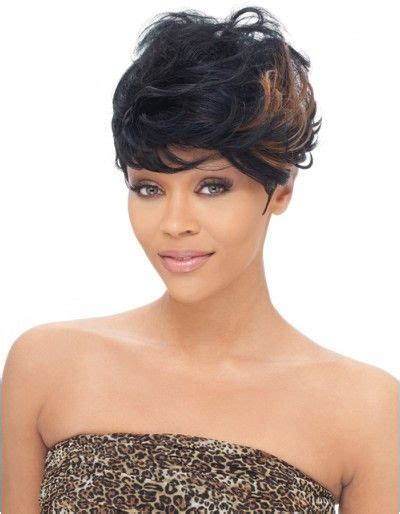 17 best ideas about feathered bob on pinterest black bob feather style weave 17 best ideas about feathered bob on