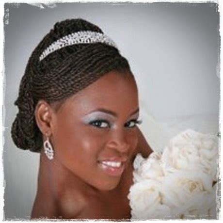 wedding updofor long afro carribbean hair afro caribbean bridal hairstyles