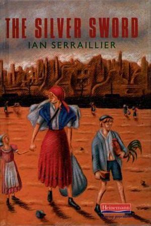 booktopia the silver sword, new windmills series by ian