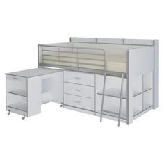 savannah loft bed with desk maxtrix low loft bed w dresser bookcase bed frames