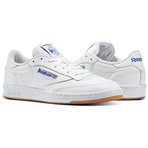Design Your Own Home Page by Reebok Club C 85 White Reebok Us