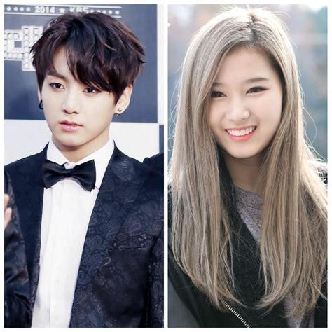 kim namjoon kimdir netizenler jungkook ve sana nın sevgili olduğu