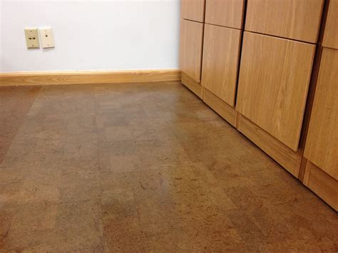 Frona natural materials Cork Floors alternative to
