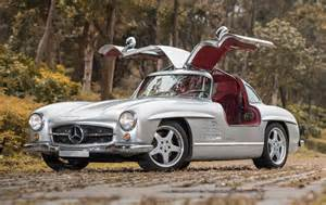 Mercedes 300sl Gullwing 1954 Mercedes 300 Sl Gullwing Amg V8 Up For Grabs