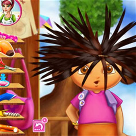 dora hairstyles games dora real haircuts