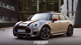 Mini Cooper Works 2016 Mini Clubman Cooper Works Will Look As As
