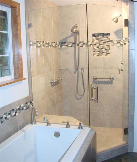 oversized bathtub shower combo 25 great ideas about large tub on pinterest large