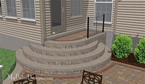 patio step ideas 15 best images about patio ideas on backyard