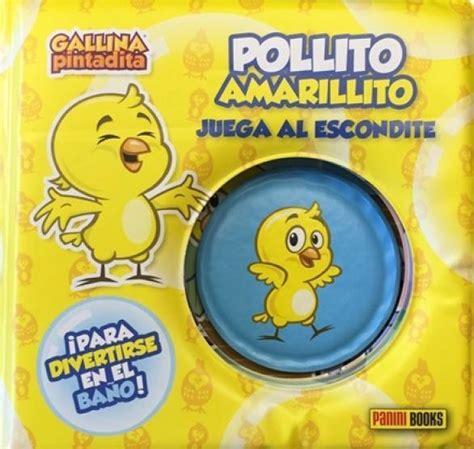 libro josefina juega al escondite pollito amarillito juega al escondite libro acutico gallina pintadita aa vv libro en papel