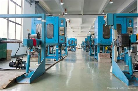 rubber st machine suppliers stell rubber hose production line equipment puxiang