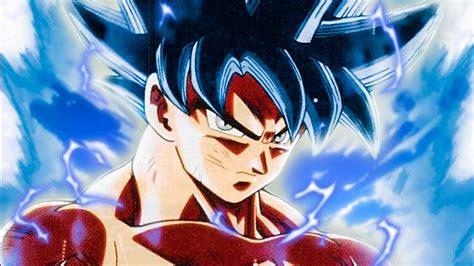 imagenes de goku ultima fase revelada ultima transformacion de goku super saiyajin