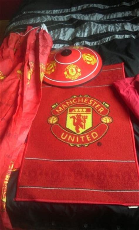 manchester united rug manchester united rug l shade curtains and bedding for sale in palmerstown dublin from