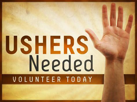 Awesome Church Usher Training Video #2: Ushers-needed_t.jpg