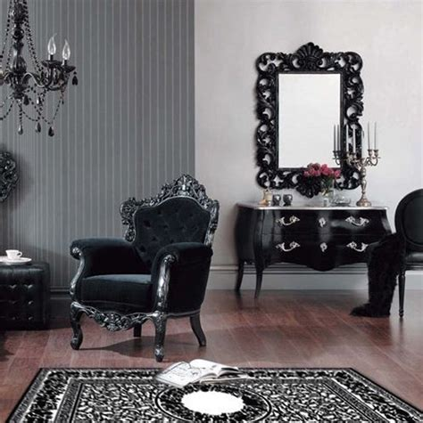 gothic living room 35 dark gothic interior designs home design and interior