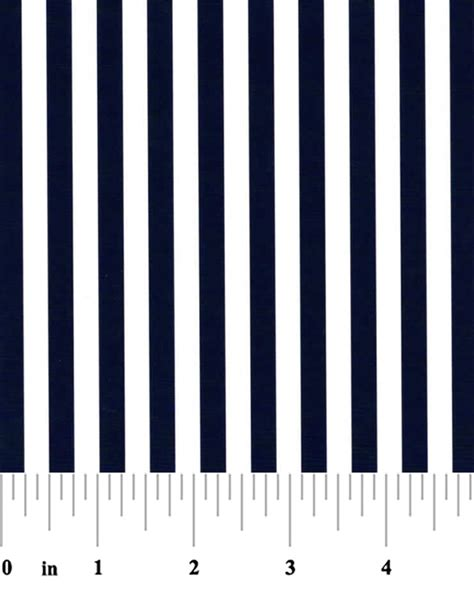 Navy Stripe 1 navy stripe fabric 1 4 quot width stripe fabric wholesale