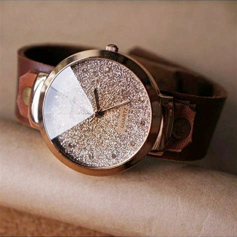 Armbanduhr Kaufen by Armbanduhr Damen Uhren Kaufen Braun Leder Fashion