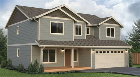 stillwater home plan true built home pacific northwest