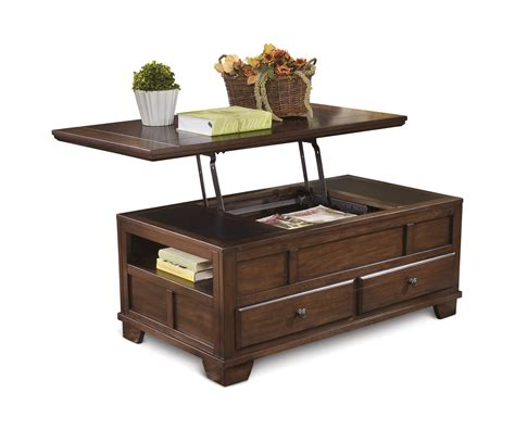 gately coffee table with lift top gately lift top coffee table hom furniture