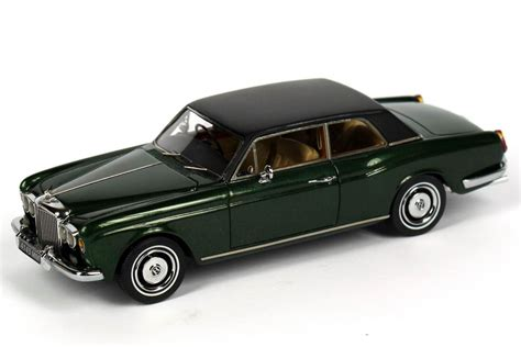 bentley corniche coupe bentley corniche coup 233 racing green met neo scale