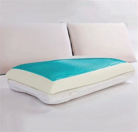 Mattress Experts by Sealy Reversible Gel Pillow Without Gusset F01 00199 Qn1