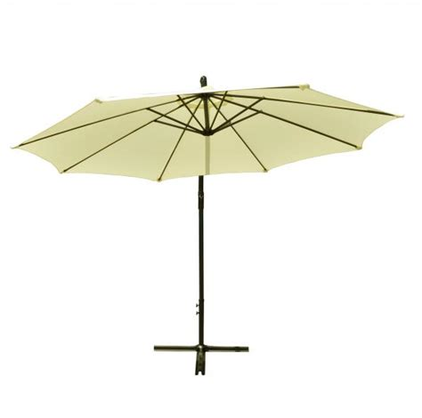 10 Offset Patio Umbrella New Patio Umbrella Offset 10 Hanging Umbrella Outdoor Market Umbrella D10 Ebay