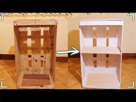 como hacer una repisa estanteria  armario  madera