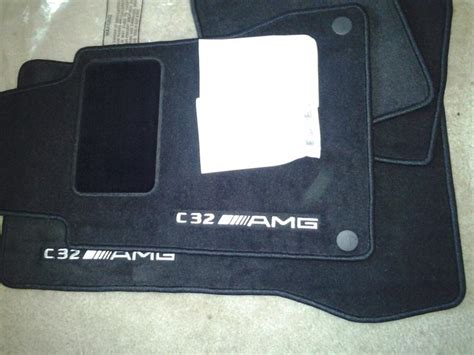 Amg Mats by Oem C32 Amg Floor Mats Brand New Mbworld Org Forums