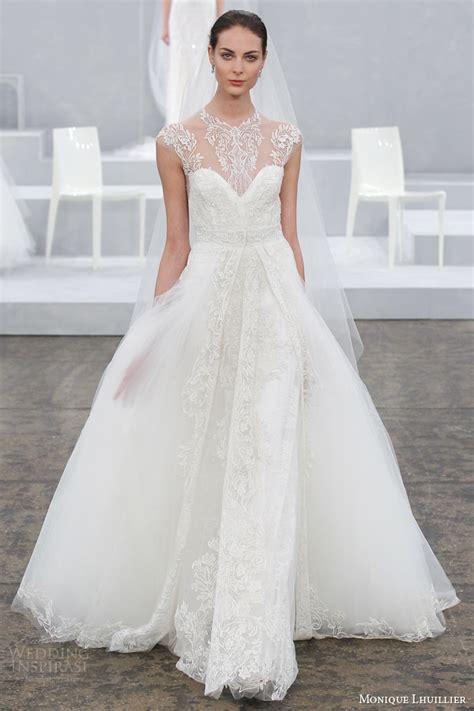 monique lhuillier bridal monique lhuillier spring 2015 wedding dresses pinkous