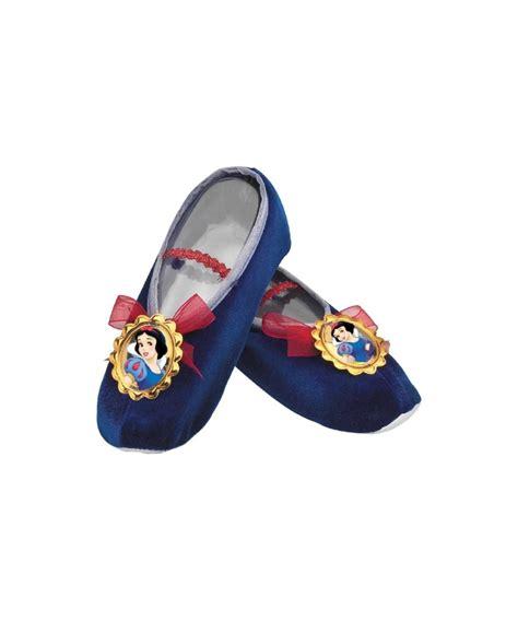 snow white slippers snow white ballet slippers costumes